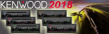KENWOOD Nová modelová řada 2018
