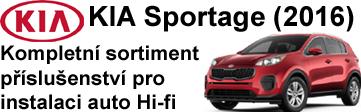 KIA Sportage 2016 -