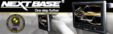 NEXT BASE - monitory pro zadní sedadla
