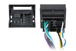 Adaptér pro ovládání na volantu VW / ŠKODA MIB (14->) - detail konektoru