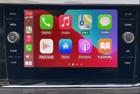 Zobrazení Apple CarPlay