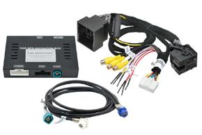 Adaptér pro park kameru PSA - obsah balení