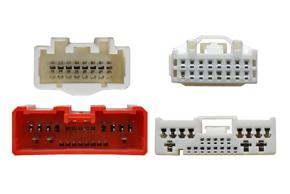 USB / AUX vstup MAZDA - detail konektoru
