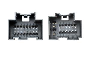 Adaptér pro aktivní audio systém SAAB (252181) - detail konektoru