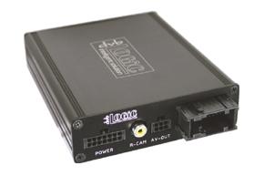 DVB-E65 integrovaný DVB-T tuner BMW