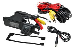 CCD parkovací kamera Opel (221955) - obsah balení