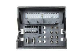 Adaptér pro ovládání na volantu AUDI A1 - detail konektoru