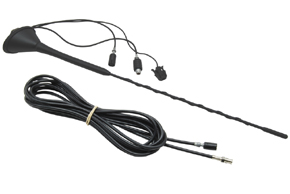 GSM + AM/FM anténa střešní - obsah balení