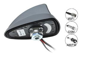 SHARK 2 TWIFI & PHONE AM/FM+WIFI+GSM anténa (7727070)