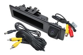 CCD parkovací kamera BMW 5 (10->) - obsah balení