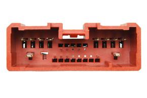 Adaptér pro ovládání na volantu MAZDA MX-5- detail konektoru