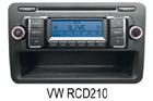 VW autorádio RCD210