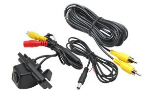 CCD parkovací kamera Honda Civic / Accord - obsah balení