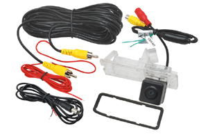 221957 CCD parkovací kamera Renault Fluence - obsah balení
