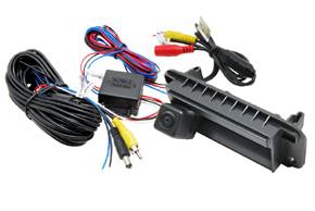 221940 CCD parkovací kamera MERCEDES C / E - obsah balení