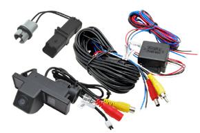 221942 CCD parkovací kamera Mercedes Vito / Sprinter - obsah balení