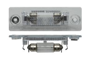 221987 CCD parkovací kamera VW - originální osvětlení RZ