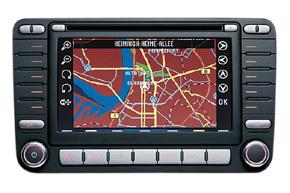 Navigace VW RNS2 (MFD2)