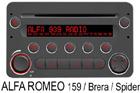Alfa 159 autorádio Grundig SB05