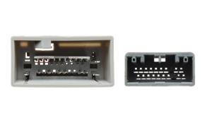 Adaptér pro ovládání na volantu HONDA Civic (12->) - detail konektoru