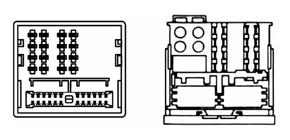 Pohled na konektor