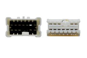 Adaptér pro HF sadu Renault (12->) - detail konektoru