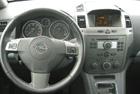 Opel Zafira B - interiér