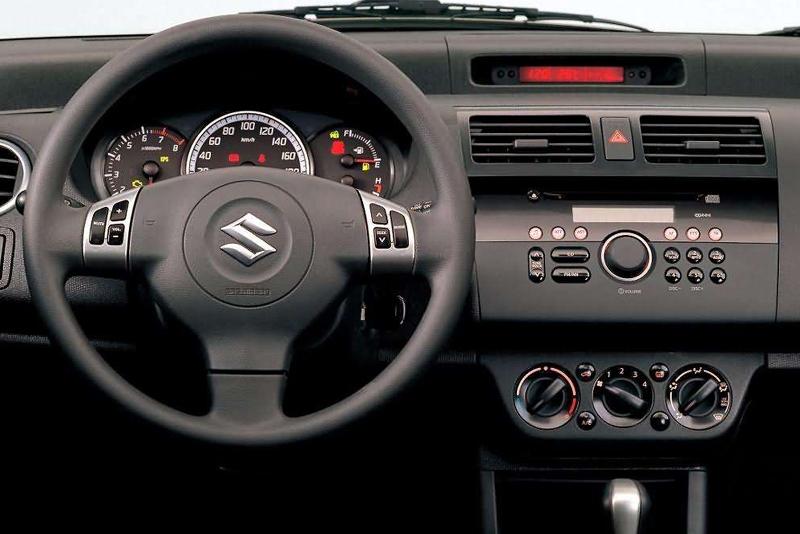 Adaptér pro ovládání na volantu Suzuki