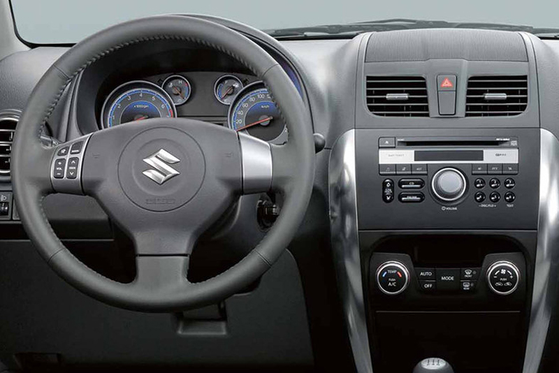 Rámeček autorádia 2DIN Suzuki / Fiat