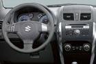 Suzuki SX4 - interiér