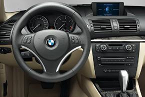 BMW 1 [E87] - interiér