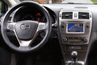 Toyota Avensis - interiér