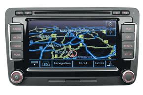 VW navigace RNS510