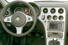 Alfa Romeo 159 - interiér