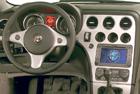 Alfa Romeo Brera - interiér