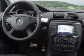 Mercedes R-class (06-10) - interiér