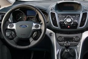 Ford C-max (10->) - interiér