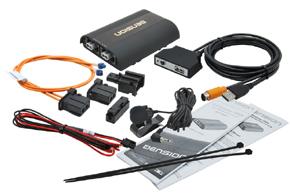 GATEWAY 500S BT iPOD/ USB / AUX vstup / Bluetooth - obsah balení