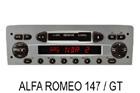 Alfa Romeo 147 / GT autorádio Blaupunkt