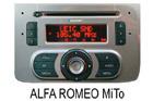 Alfa Romeo MiTo autorádio Blaupunkt