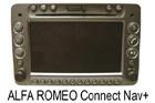 Alfa Romeo navigace Connects Nav+