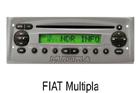 Fiat Multipla autorádio Blaupunkt