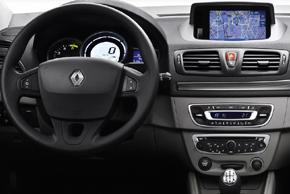 Renault Megane III. 2012 - interiér