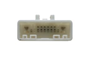 Adaptér pro ovládání na volantu Subaru Impreza / Forester - detail konektoru