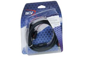 Symphony SY-150 signálový kabel 2x RCA 150cm - balení
