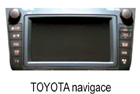 Toyota navigace