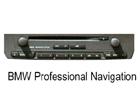 BMW navigace Professional