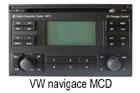 VW navigace MCD