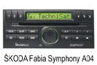 Škoda Fabia Symphony A04