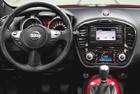 Nissan Juke 2010 - interiér
